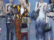 Quand Gwen Stefani fait défiler L.A.M.B, marque vêtements. Vous aimez