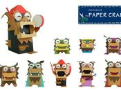 okinawa papercrafts make with your family
