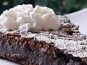 Tarte truffée chocolat