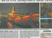 presse parle Restaurant Alcazar Paris 6ème