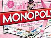 Monopoly Pink Edition pour lutte contre cancer sein