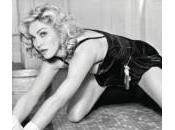 Madonna avec sans retouches