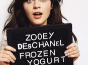 Mais mange Zooey Deschanel