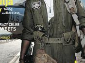 Usher couverture VIBE Magazine!