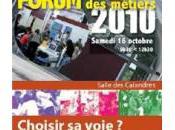 Forum Métiers Eragny