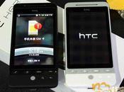 clone plus parfait Hero sous MT6516 avec ecran capacitif Android 2.1!