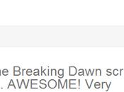 Breaking Dawn Peter Facinelli scripts