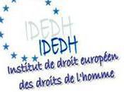 """droit procès équitable sens l'Union européenne"""" (Colloque IDEDH, novembre 2010, faculté Montpellier)"""