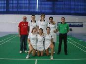 Badminton Championnat Élite Grenoble paye leader