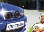 lavage voiture peut être fait Propre