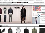 Menlook, nouvel e-shop pour homme (Acne, Melinda Gloss, Paul Joe, Opening Ceremony…)