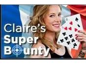 Bounty Claire Renaut ambassadrice Poker