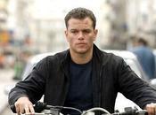 Matt Damon vexé avoir contacté pour Jason Bourne
