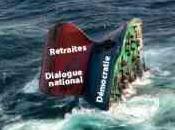 Retraites grand naufrage démocratique