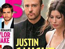 Justin Timberlake aurait trompé Jessica Biel