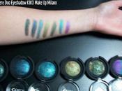 Review/Swatches Colour Sphere Eyeshadow KIKO Make Milano