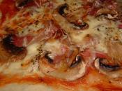 PIZZA CHAMPIGNONS pour personnes