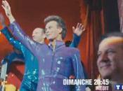 Disco avec Franck Dubosq soir dimanche novembre 2010