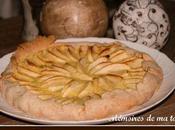 simple mais délicieuse tarte pommes