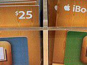 Cartes cadeaux iBooks Store