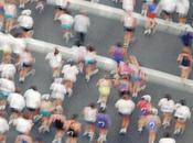 Tous ligne départ pour marathon ROCHELLE