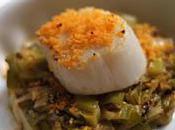 recette Coquilles Jacques Mimolette vieille fondue poireaux