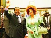 Paul Biya Back Yaounde