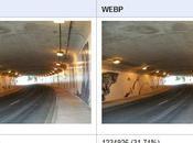 WebP, nouveau format d'image Google