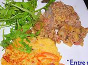 Galettes céréales gourmandes lardons gruyère carottes