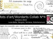 Pack mots d'art/wordarts collab'