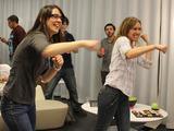 Kinect cogner fort vidéo