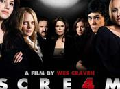 Scream photo avec Anna Paquin Kristen Bell