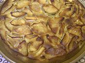 Gâteau moelleux pommes ....!