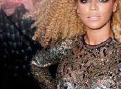 Beyoncé défile pour Ford