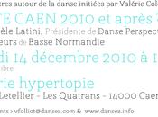 Instants Danse SKITE CAEN 2010 après décembre 18h30 chez Hypertopie