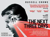 """""""Les trois prochains jours""""."""