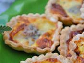 Mini Tartelettes Bresi Morbier Carvi