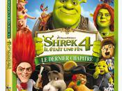 Shrek Blu-ray copieux laisse faim