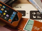 Magnet Flip Case Etui volet rabattant pour iPhone Issentiel