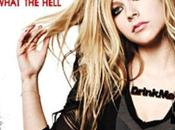 Avril Lavigne What Hell pochette nouveau single
