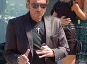 Johnny Hallyday retour scène avec (VIDEO)