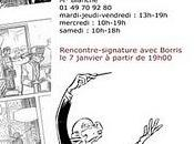 Exposition Paris Lutte majeure Borris Céka