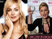 Sharon Stone naturel Comment dire
