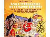 L'école stéphanoise bande dessinée expose