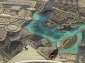 sommet Burj Khalifa Dubaï