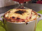 Raclette cocotte