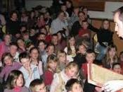 magicien enchanté jeune public