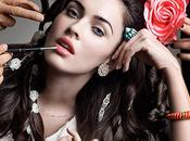 Megan Égérie d'Armani Cosmetics