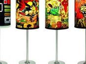 lampes très geek