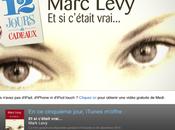 Jour livre c'était vrai… Marc Levy offert